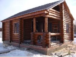 дом в селе Зубарево
