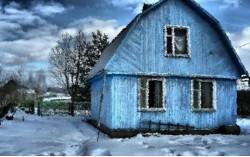 дом в селе Дивная Гора