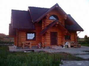 дом в селе Диево Городищи