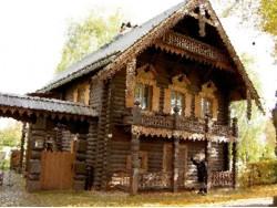 дом в селе Рязанцево