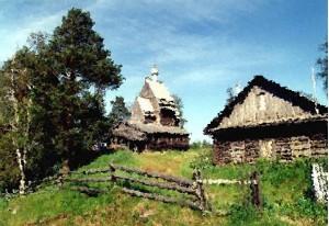 дом в селе Богородское
