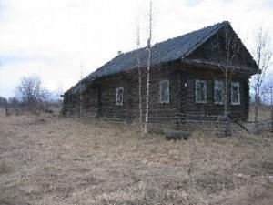 дом в селе Спасское