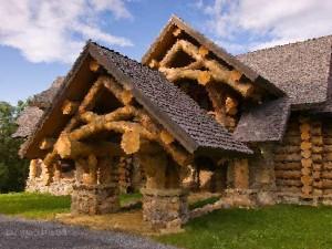 дом в селе Унимерь