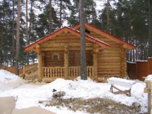 дом в селе Елизарово