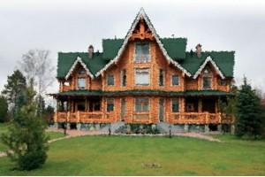 дом в селе Смоленское