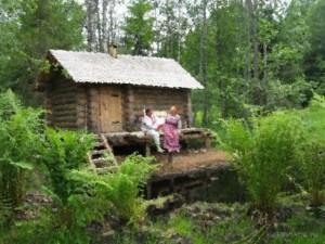 дом в посёлке Волга