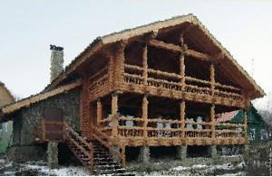 дом в посёлке Туношна