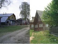 дом в селе Бурмакино