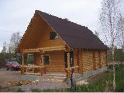 дом в селе Большая Брембола