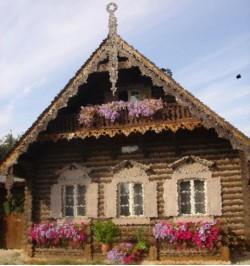 дом в деревне Метево