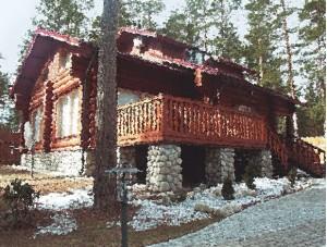 дом в селе Никола-Березники