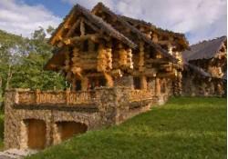 дом в деревне Высоково