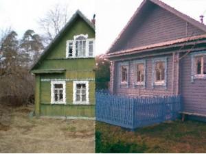 дом в селе Горинское