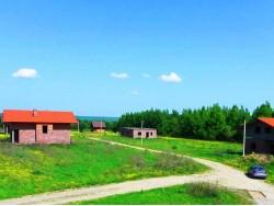 построенные коттеджи в КП Резиденция Бор