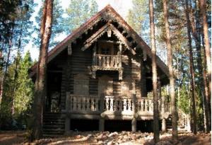 Уютный уголок дом в деревне Рыково