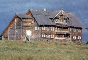 дом в деревне Гладышево