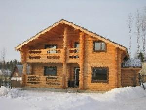 дом в селе Сарафоново