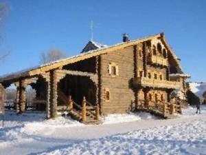 дом в селе Середа